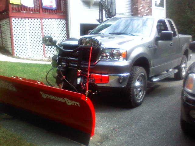 Boss Plow For Ford F 150 Plowsite