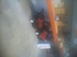 2 of 5 snow blowers at shop.JPG