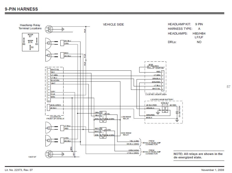 i need part numbers for controls and what else? plowsite western plows wiring diagram unimount 9 pin at alyssarenee.co
