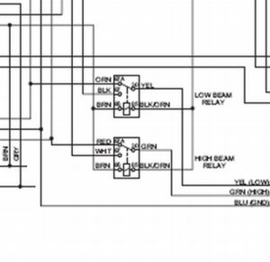 can 9pin harness be connected to 12pin plowsite here is the wiring schematic look on pg 56 westernplows com pdfs 22373 07 110108 for web pdf