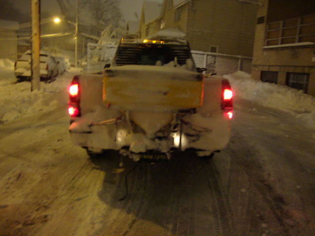 back of truck covered in snow ITS.JPG