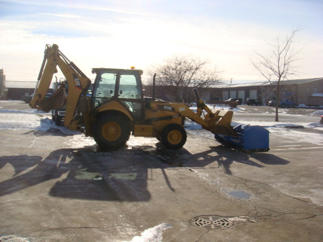 Backhoe and Pusher 002.JPG