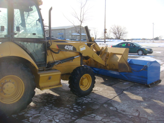 Backhoe and Pusher 007.JPG