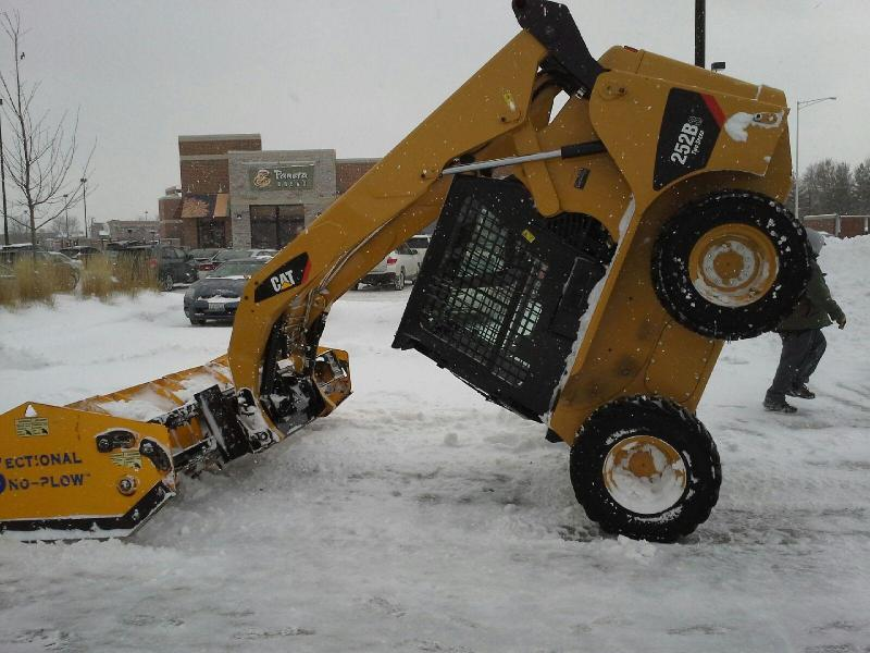 Mick you missing the snow life yet? : sectional snow plow - Sectionals, Sofas & Couches