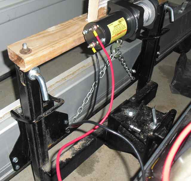 Harbor Freight Winch Project Wiring Mounting And Hook Up