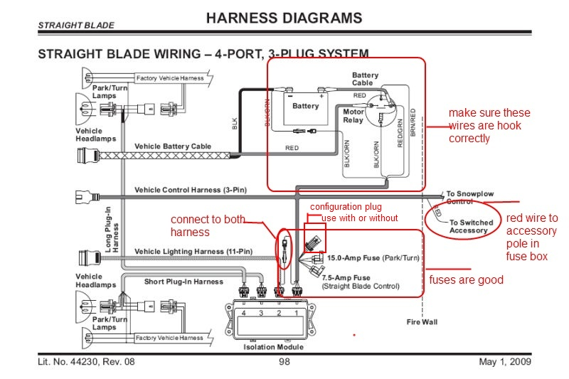 Fisher Minute Man 2 Wiring Diagram | Wiring Diagram on