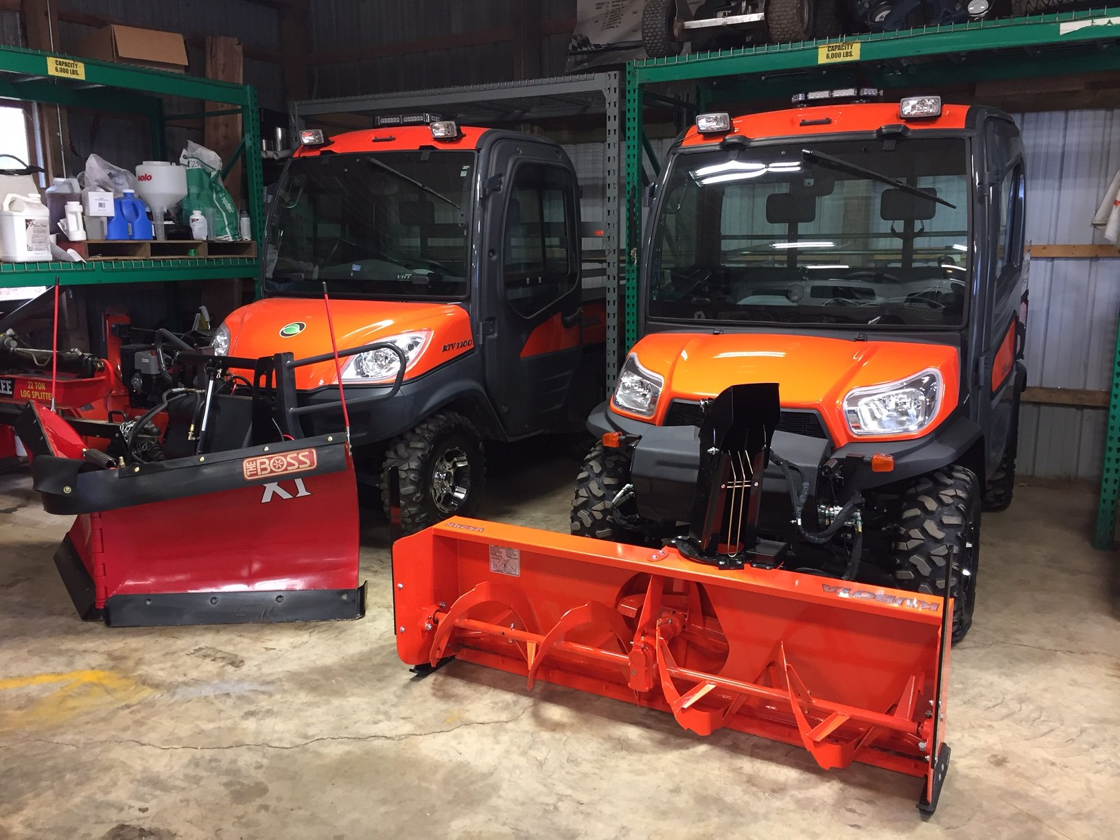 Plow Truck For Sale >> Kubota RTV X1100C with K-Connect | PlowSite