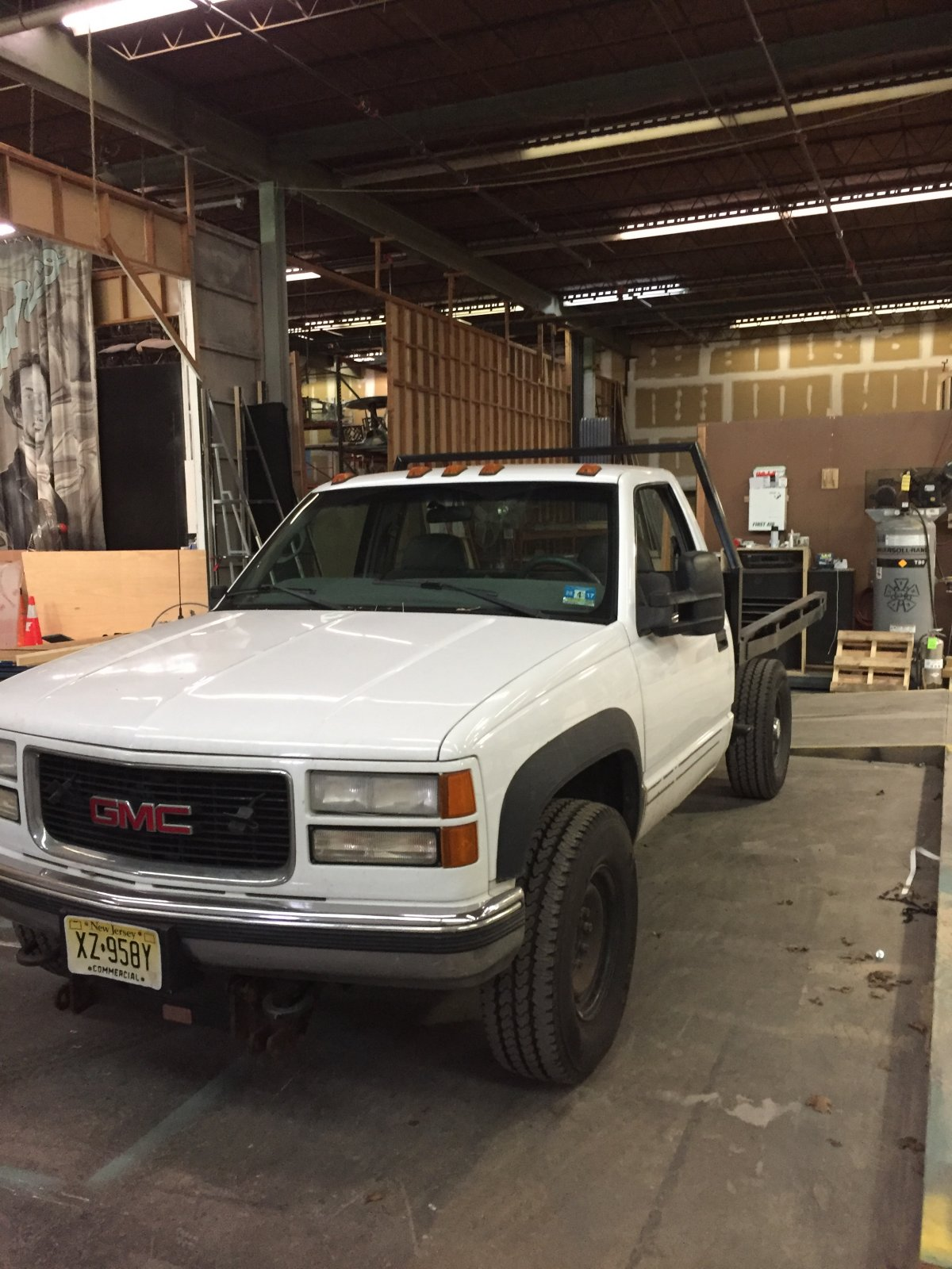 1999 GMC K2500 Flatbed Build!!! | Page 2 | PlowSite