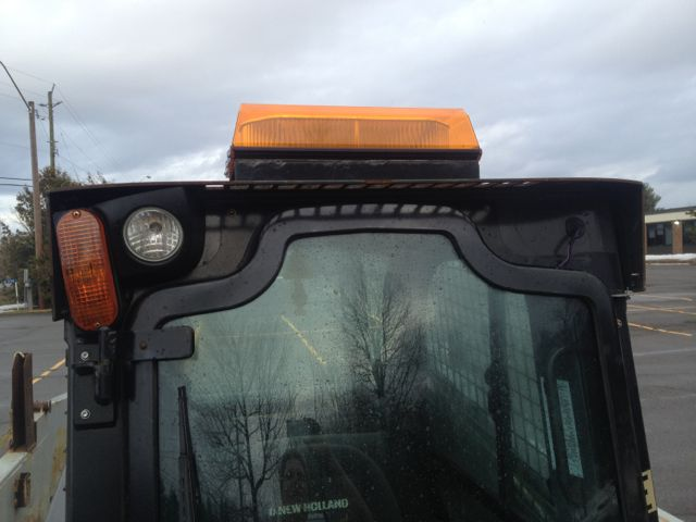 New Holland L200 Series / new Case (skid steers) - Issues