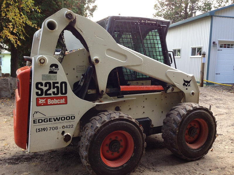 2008 Bobcat S250 Gold pkg  High flow, 2 Speed | PlowSite