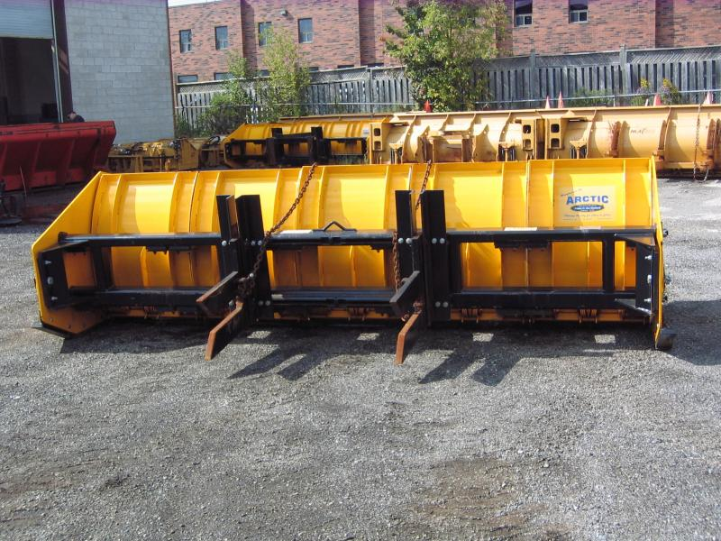 Two Arctic 14 Hd Sectional Plows For Sale Plowsite
