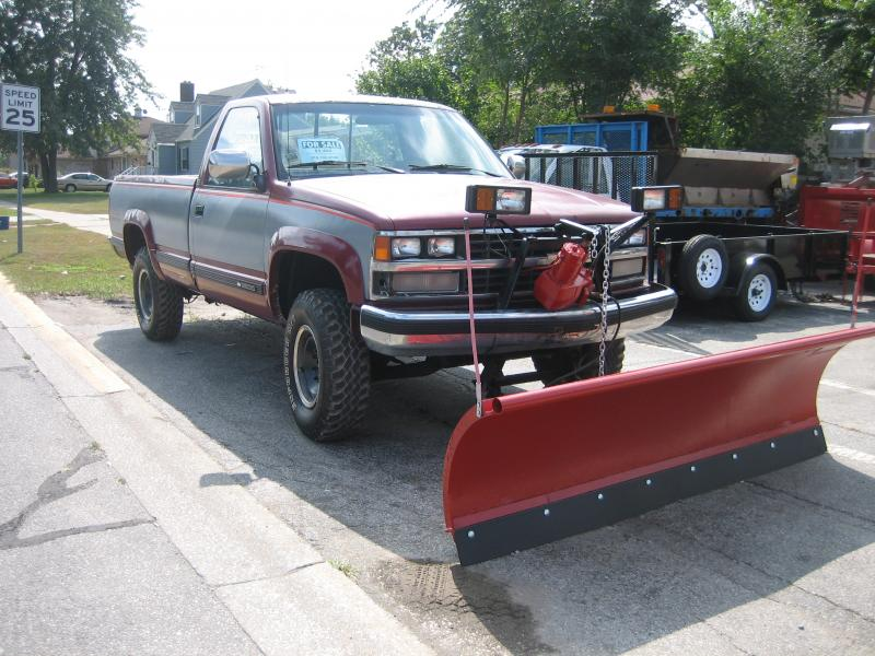 Cheap Used Tires Near Me >> Cheap plow truck for sale. 89 3/4 ton Chevy | PlowSite