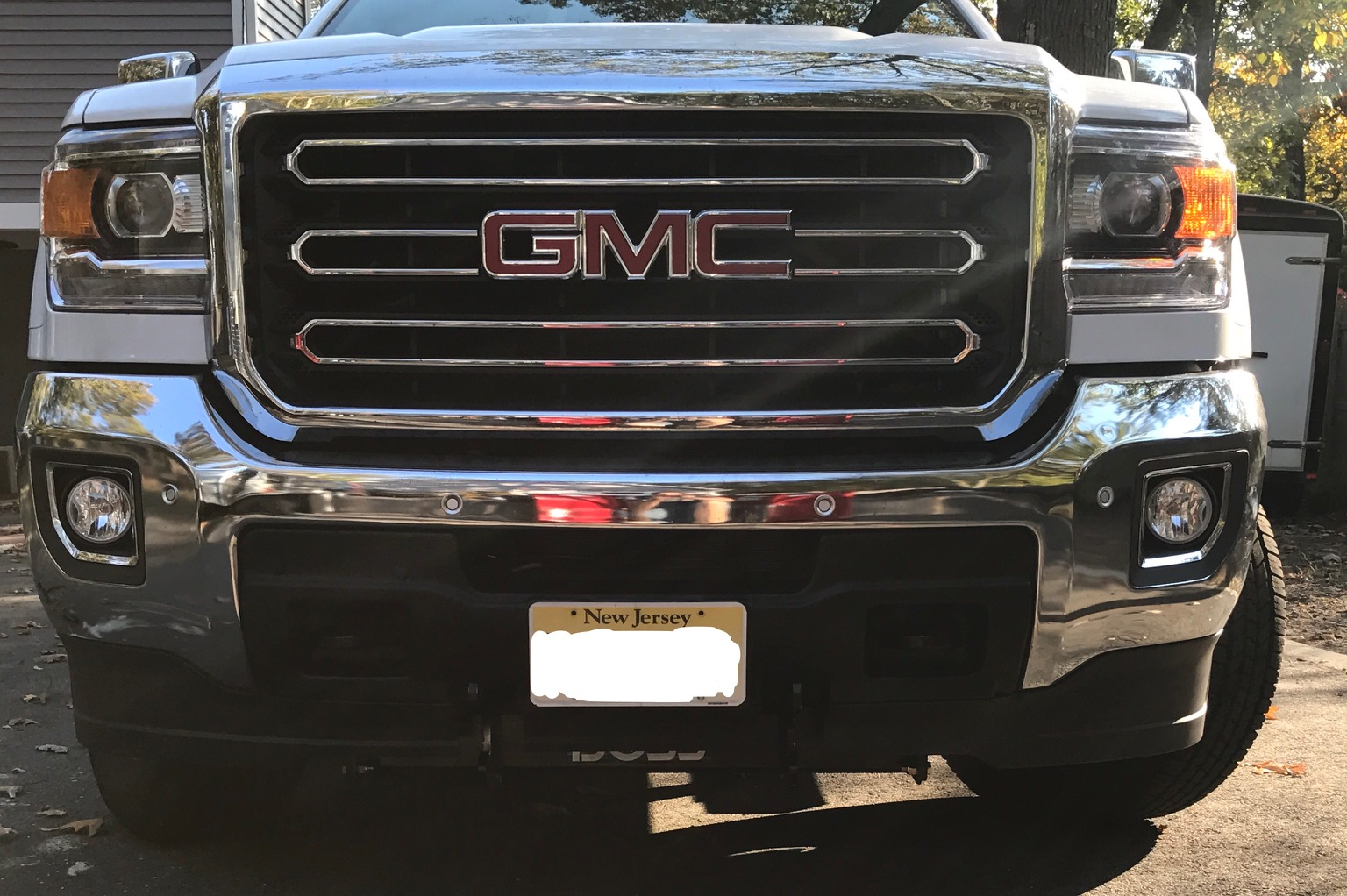Install On Gmc Sierra 2500