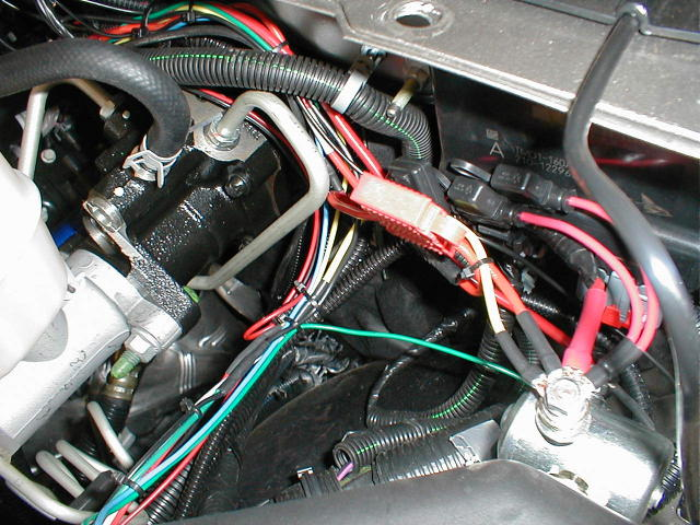 inside engine compartment - wiring, fuses, solenoid.jpg