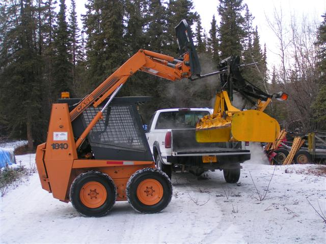 Loading plow into GMC (Small).JPG