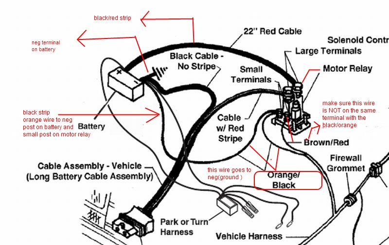 western snow plow wiring diagram old western plow diagram