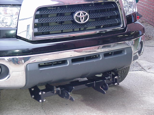 Blizzard And 08 Toyota Tundra Question