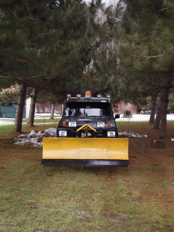 Ford Ranger Plowing Snow >> Ford Ranger Snow Plow | PlowSite