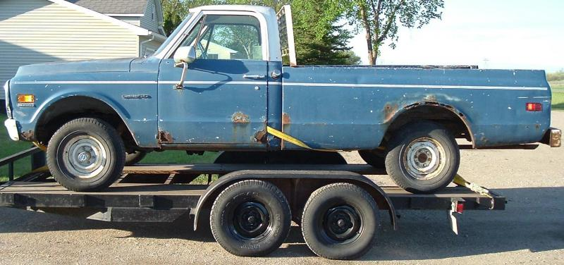 1967 1972 chevy plow trucks advice for my 72 plowsite what are the best plow options for this truck it is for my personal use and i want to minimize fabrication publicscrutiny Gallery