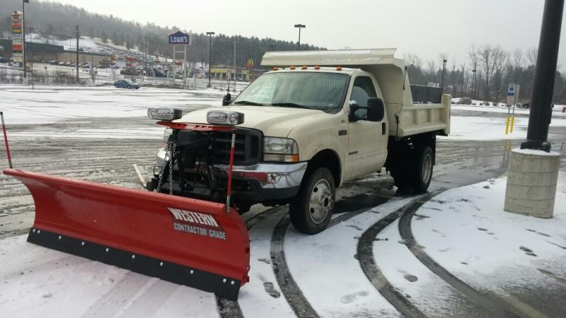 1999 2014 Ford Superduties With Plows Post Up Your