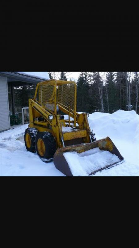 Max hours on a Bobcat Skid | PlowSite