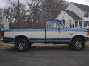 1988 ford f250 common problems plowsite. Black Bedroom Furniture Sets. Home Design Ideas