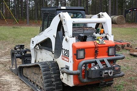 Winch on Bobcat??? Tired of getting stuck | PlowSite