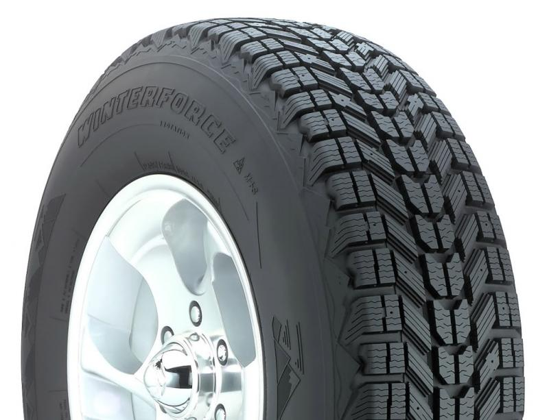 Firestone Winterforce Tires >> Got my new tires today - Firestone Winterforce | PlowSite